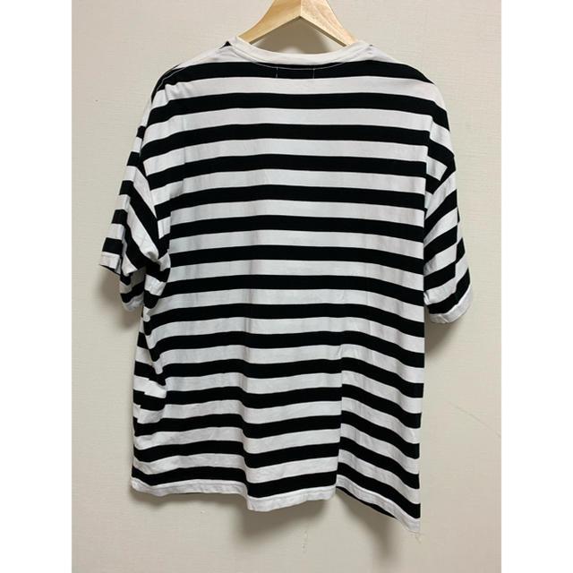 COMOLI(コモリ)のgraphpaper 20ss border S/S Tee メンズのトップス(Tシャツ/カットソー(半袖/袖なし))の商品写真