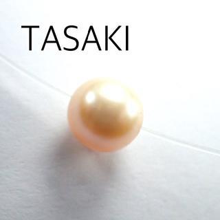タサキ(TASAKI)のタサキ K18YG ゴールドパール ワイヤー ネックレス 真珠(ネックレス)