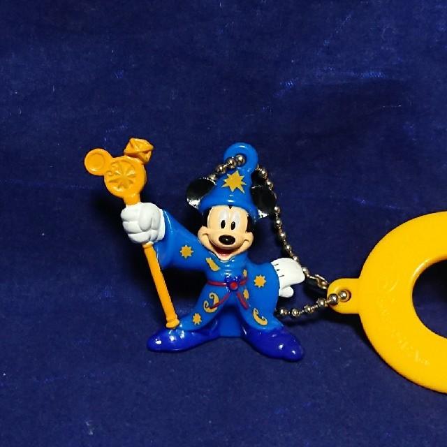 Disney(ディズニー)のディズニーシー 10周年 ミッキー マスコット ボールチェーン エンタメ/ホビーのおもちゃ/ぬいぐるみ(キャラクターグッズ)の商品写真