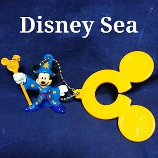 Disney - ディズニーシー 10周年 ミッキー マスコット ボールチェーン