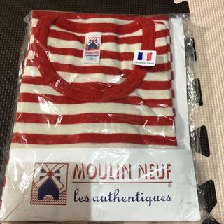ビームス(BEAMS)の赤ボーダー 新品Tシャツ ビームス(Tシャツ(半袖/袖なし))