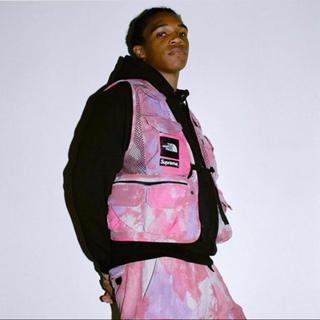 シュプリーム(Supreme)の送料無料 supreme × The North Face Cargo Vest(ダウンベスト)