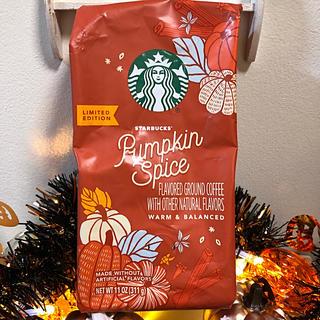 Starbucks Coffee - スターバックス 限定 パンプキン スパイス コーヒー starbucks