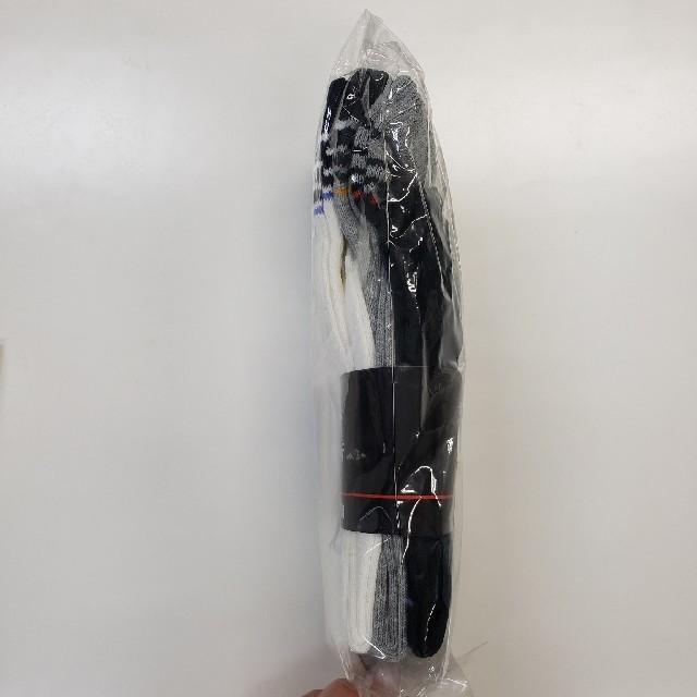 le coq sportif(ルコックスポルティフ)のルコックスポルティフle coq sportifソックス3足組②25~27 メンズのレッグウェア(ソックス)の商品写真
