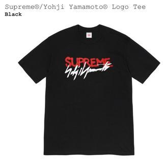 Supreme - Supreme Yohji Yamamoto Logo Tee シュプリーム M