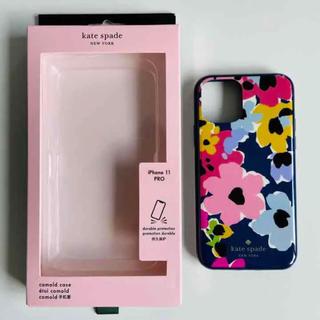 kate spade new york - katespade ケイトスペード iPhone 11 Pro ケース フラワー