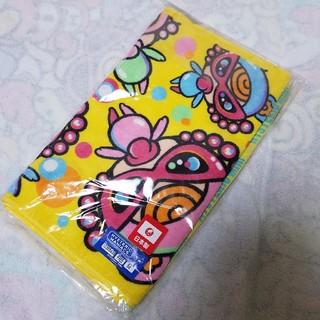 HYSTERIC MINI - ヒスミニ 新品♡フェイスタオル イエロー