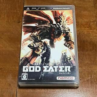 PlayStation Portable - GOD EATER