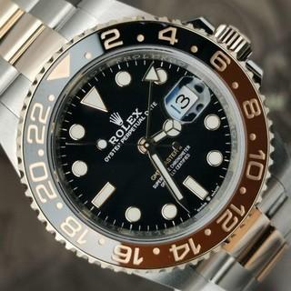 ROLEX - マスターII メンズ 腕時計