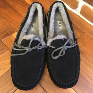 UGG - 新品 正規店 UGG モカシン ドライビングシューズ 29センチ メンズ 靴