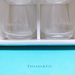 Tiffany & Co. - ティファニー ペアグラス TIFFANY&Cᴏ.