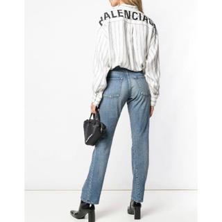 バレンシアガ(Balenciaga)のbalenciaga ニュースウィングシャツ(シャツ)