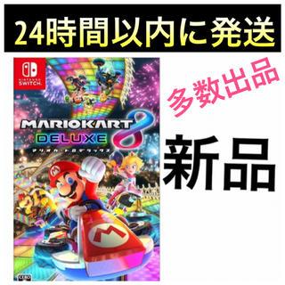 Nintendo Switch - Nintendo Switch マリオカート8デラックス ゲームソフト スイッチ