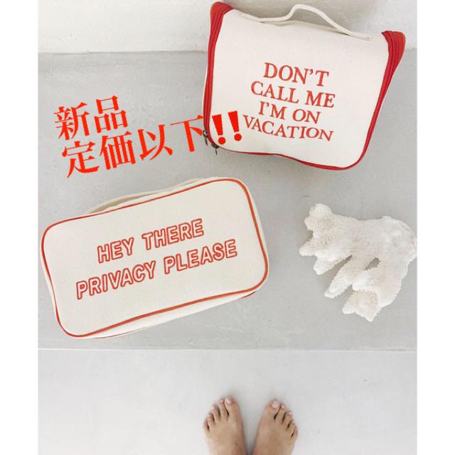 ALEXIA STAM(アリシアスタン)のFLAG by ALEXA STAM⭐︎ Bikini Pouch/ビキニポーチ レディースのファッション小物(ポーチ)の商品写真