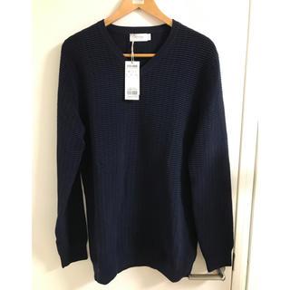 カルバンクライン(Calvin Klein)の定価28600円 calvin klein Vネックセーター(ニット/セーター)
