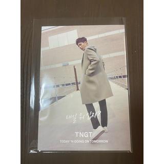 パク・ボゴム 「TNGT」 2017年秋冬カタログ パンフレット フォトブック