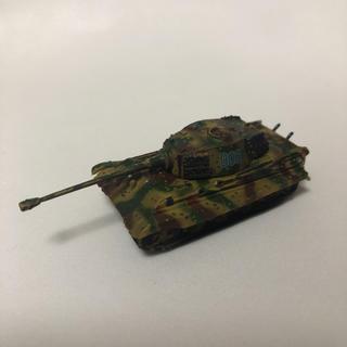 1/144 キングタイガー #18 ヘンシェル砲塔 SS第501重戦車大隊