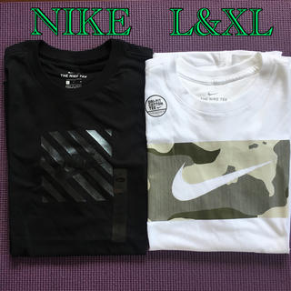 ナイキ(NIKE)のNIKEナイキTシャツ2枚セット(Tシャツ/カットソー(半袖/袖なし))
