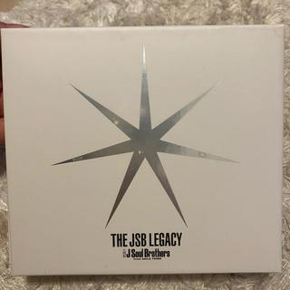 サンダイメジェイソウルブラザーズ(三代目 J Soul Brothers)のTHE JSB LEGACY(ミュージック)