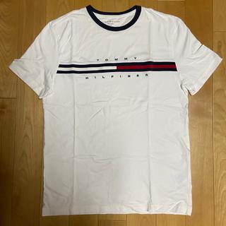 TOMMY HILFIGER - TOMMY HILFIGER Tシャツ 男女兼用サイズ Lサイズ