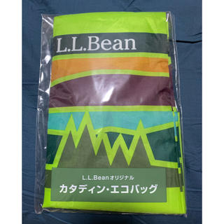 エルエルビーン(L.L.Bean)のエルエルビーン エコバッグ 非売品 ノベルティ(エコバッグ)