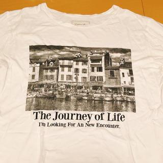 ラグナムーン(LagunaMoon)のLagunaMoon Tシャツ(Tシャツ(半袖/袖なし))