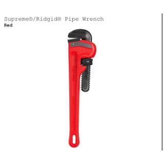 シュプリーム(Supreme)のsupreme Supreme®/Ridgid® Pipe Wrench (工具/メンテナンス)