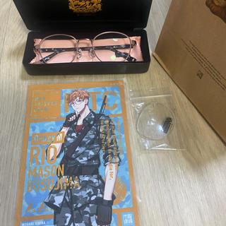 眼鏡市場 ヒプノシスマイク コラボ メガネ 毒島メイソン理鶯(サングラス/メガネ)