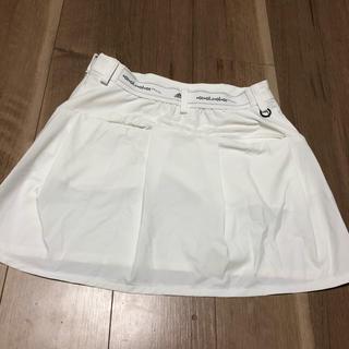 アディダス(adidas)のアディダスゴルフ 今期 スカート サイズM(ウエア)