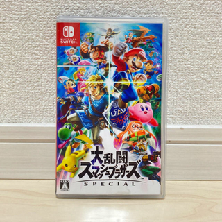 ニンテンドウ(任天堂)の大乱闘スマッシュブラザーズ Special(家庭用ゲームソフト)