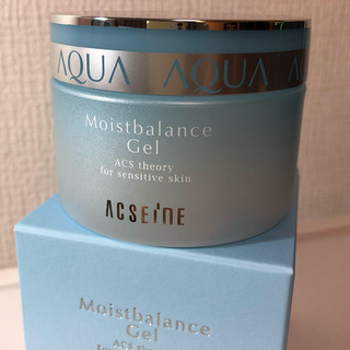 ACSEINE - アクセーヌ モイストバランスジェル 95g おまけ付き 敏感肌 保湿