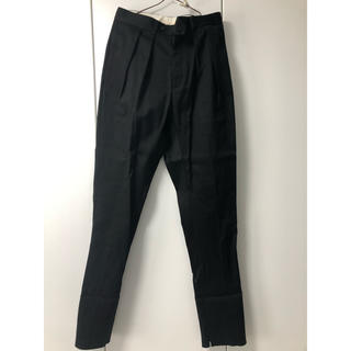コモリ(COMOLI)のNEAT Cotton Pique Tapered Pants(スラックス)