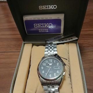 SEIKO - 新品  SEIKO5  SNK381K1