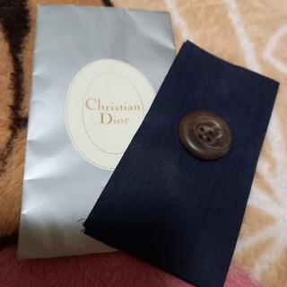 クリスチャンディオール(Christian Dior)のChristian Dior★ボタン(各種パーツ)