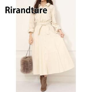 Rirandture - Rirandture コーデュロイセットアップ