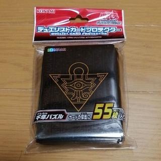 コナミ(KONAMI)の遊戯王デュエリストカードプロテクター 千年パズル スリーブ(カードサプライ/アクセサリ)