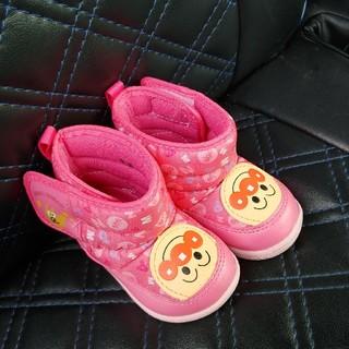 アンパンマン(アンパンマン)の【2020年購入】アンパンマン 冬 ブーツ 12センチ (ブーツ)