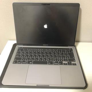 マック(MAC)のMacBook pro グレー 美品(ノートPC)