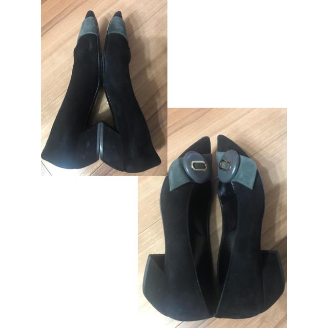 PRADA(プラダ)のPRADAボタンシリーズパンプス 購入者様限定の特別最終価格 レディースの靴/シューズ(ハイヒール/パンプス)の商品写真