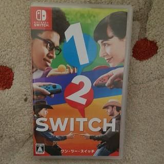 Nintendo Switch - Nintendo Switch 1-2-Switch(ワンツースイッチ