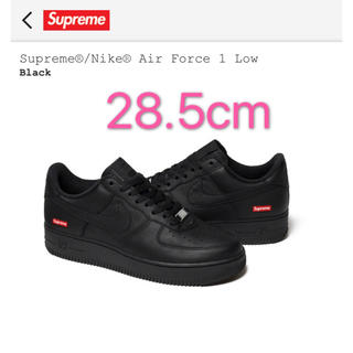Supreme - Supreme Air Force 1 US 10.5 28.5cm 黒