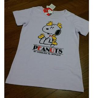 スヌーピー(SNOOPY)のスヌーピー ティーシャツ 半袖 新品 150(Tシャツ/カットソー)