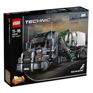 Lego - レゴ(LEGO) テクニック MACK アンセム 42078