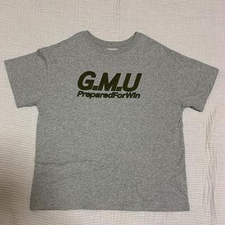アングリッド(Ungrid)のUngrid 今期 G.M.U ロゴプリントTee 美品 完売商品(Tシャツ(半袖/袖なし))