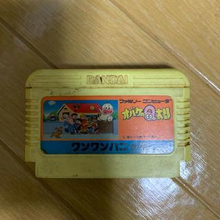 バンダイ(BANDAI)のファミコンおばけのQ太郎(家庭用ゲームソフト)