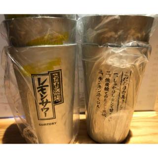 サントリー(サントリー)のこだわり酒場レモンサワー専用タンブラー36個(タンブラー)