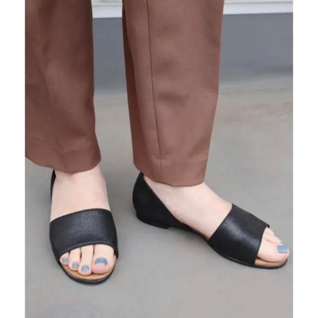 KBF(ケービーエフ)のMODO KAORI  フラットサンダル レディースの靴/シューズ(サンダル)の商品写真