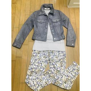 ピンキーアンドダイアン(Pinky&Dianne)のジャケット 半袖 パンツ 3点セット(セット/コーデ)