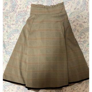 アマベル(Amavel)の秋物 Amavel アマベル スカート(ひざ丈スカート)