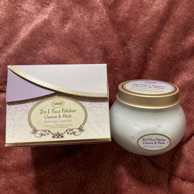 SABON(サボン)のSABON フェイスポリッシャー コスメ/美容のスキンケア/基礎化粧品(洗顔料)の商品写真